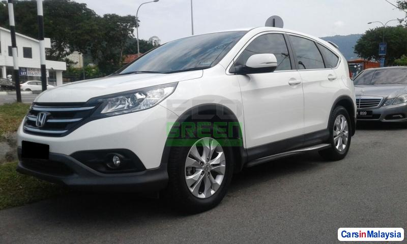 Picture of Honda CR-V Automatic 2013