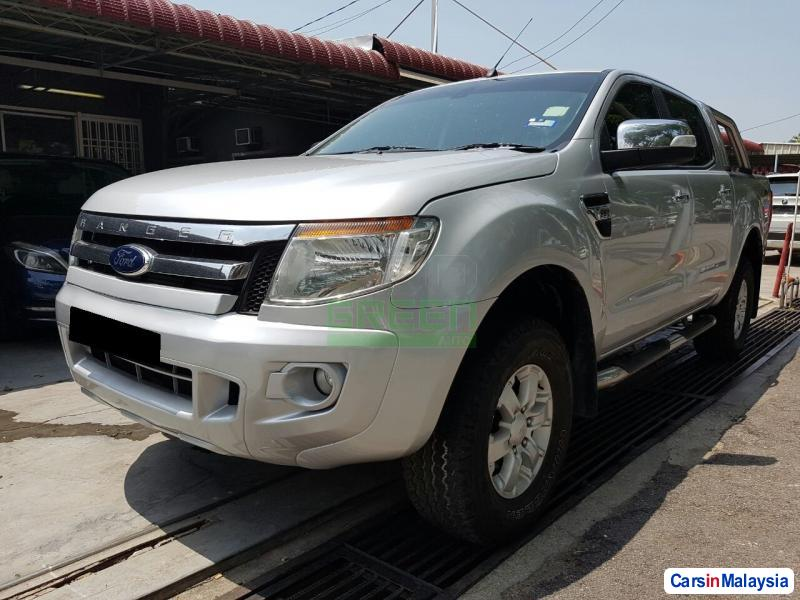 Pictures of Ford Ranger Automatic 2012