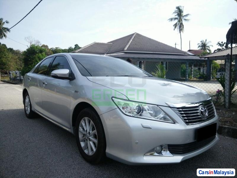 Pictures of Toyota Camry Automatic 2012
