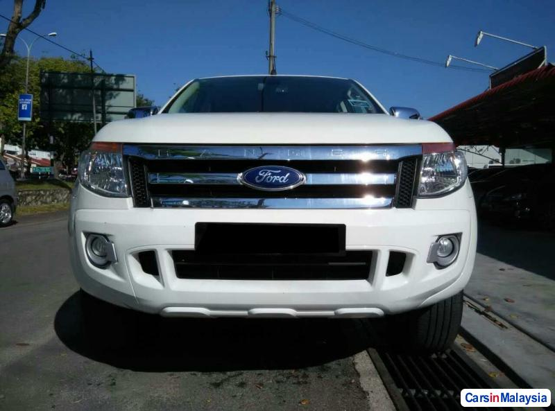 Ford Ranger Automatic 2013