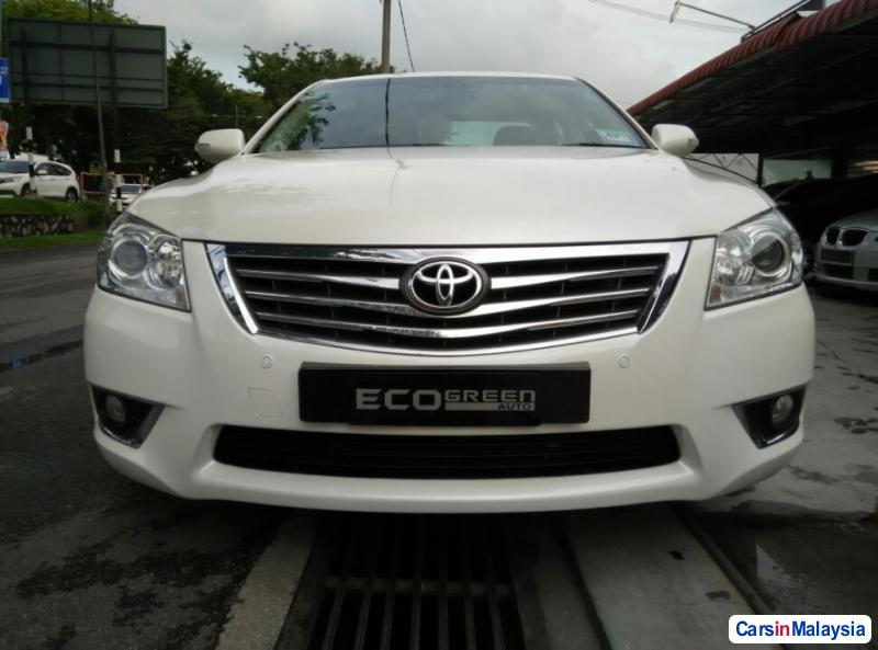 Toyota Camry Automatic 2011