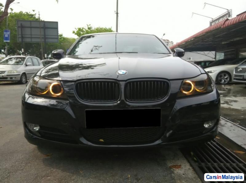 BMW 3 Series Automatic 2009