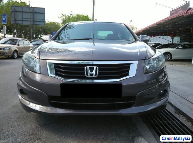 Honda Accord Automatic 2010
