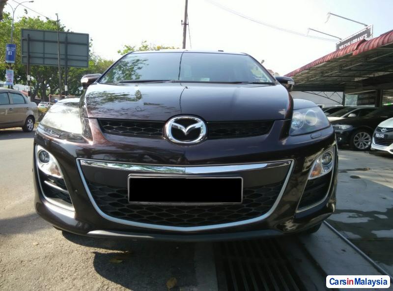 Mazda CX-7 Automatic 2010