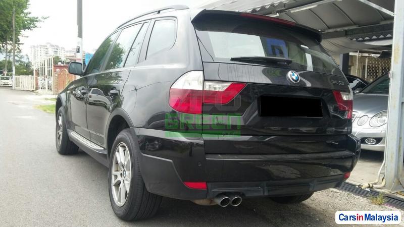 BMW X Automatic 2008