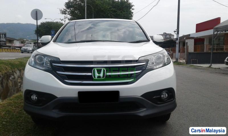 Honda CR-V Automatic 2013