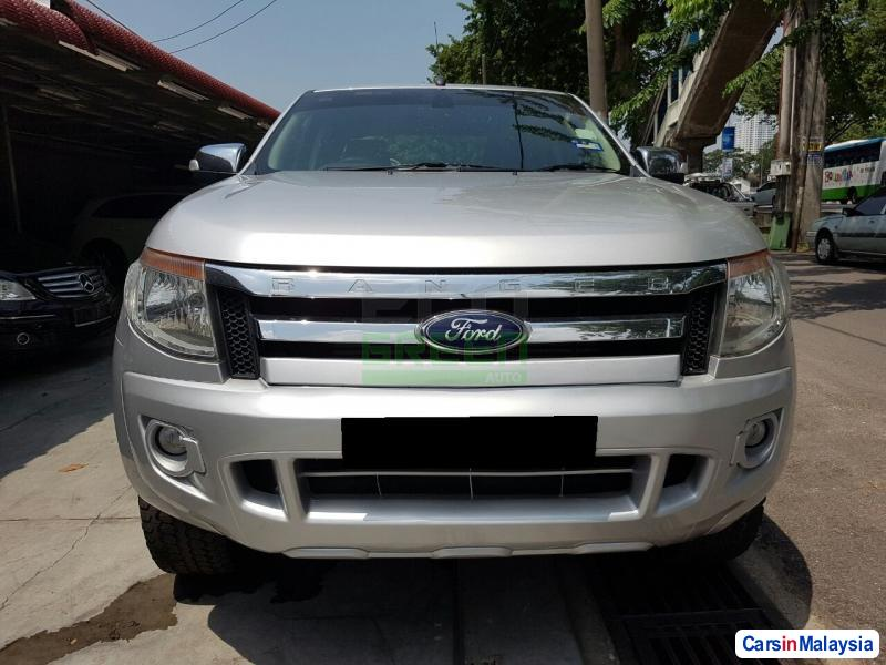 Ford Ranger Automatic 2012
