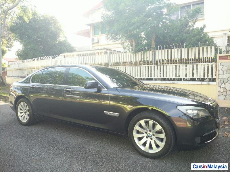 BMW 7 Series Automatic 2008 in Penang