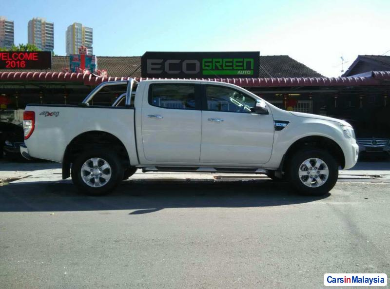 Ford Ranger Automatic 2013 in Penang