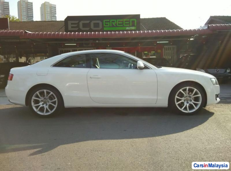 Audi A5 Automatic 2009 in Penang