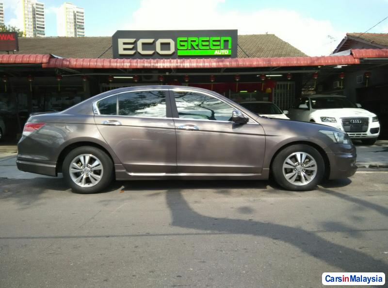 Honda Accord Automatic 2010 in Penang