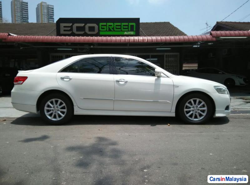 Toyota Camry Automatic 2010 in Penang