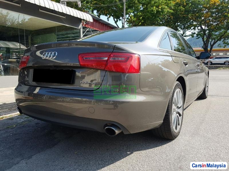 Audi A6 Automatic 2013 in Penang