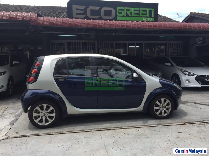 Smart Forfour Automatic 2005 in Penang