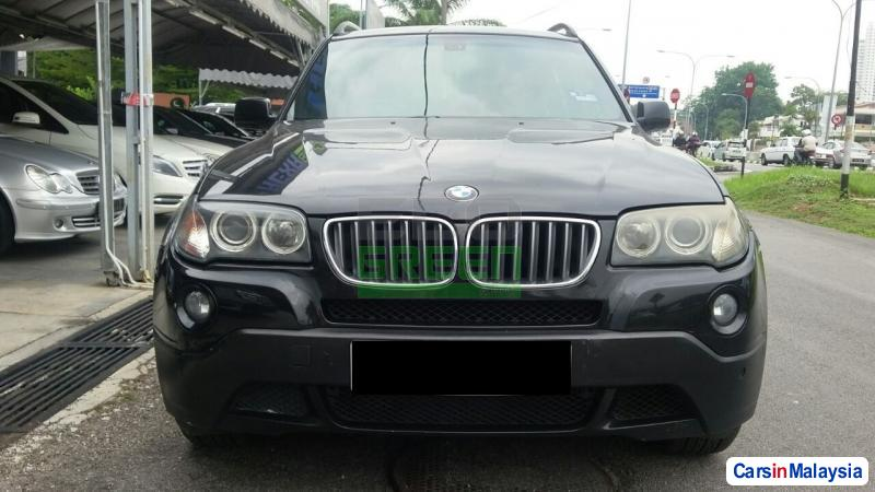 BMW X Automatic 2008 in Penang