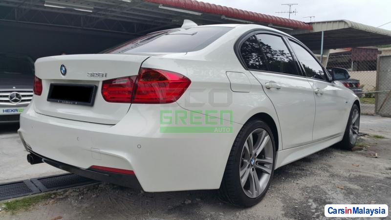 BMW 6 Series Automatic 2012 in Penang