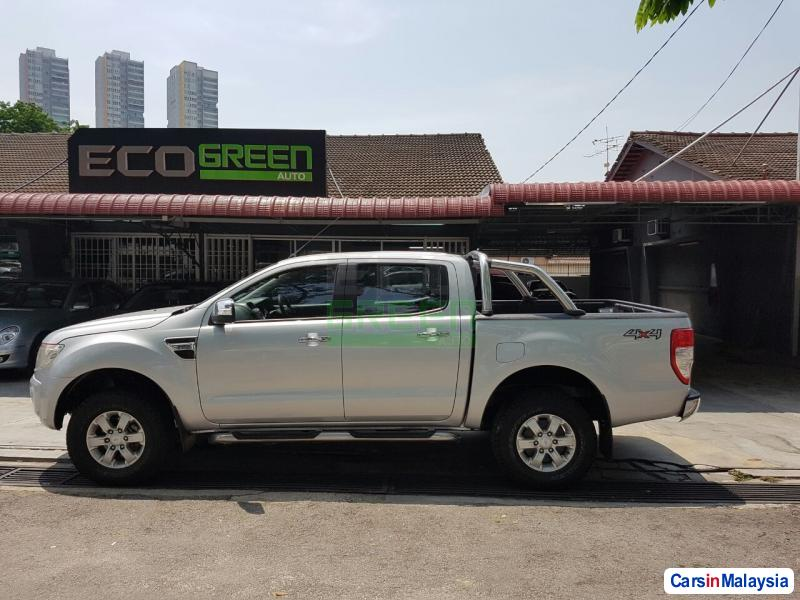 Ford Ranger Automatic 2012 in Penang