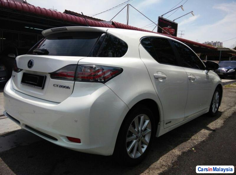 Lexus CT Automatic 2013 in Malaysia
