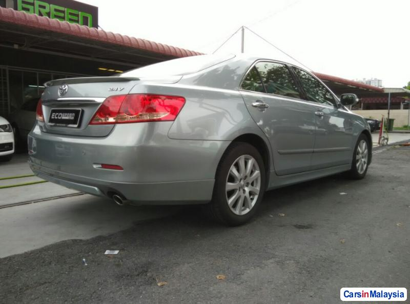 Toyota Camry Automatic 2009 in Malaysia