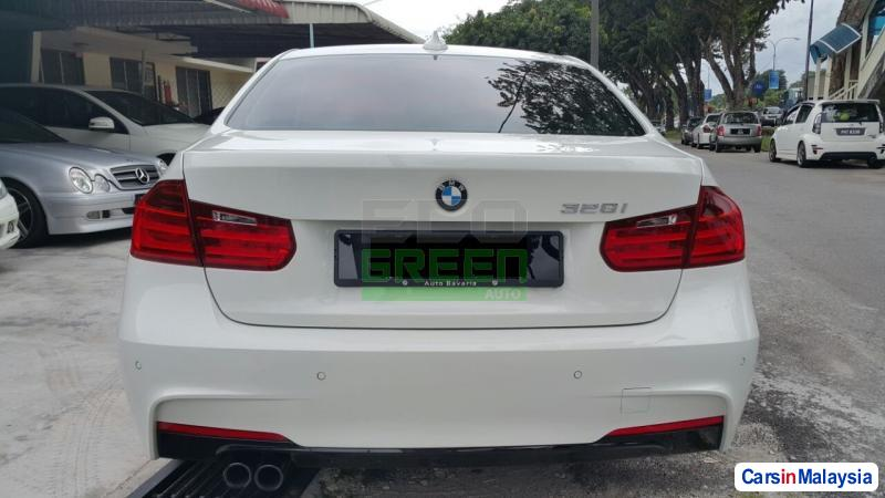 BMW 6 Series Automatic 2012 in Malaysia
