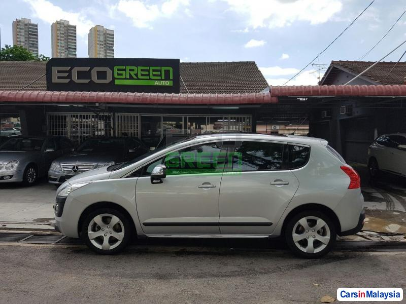 Peugeot 3008 Automatic 2012 in Malaysia