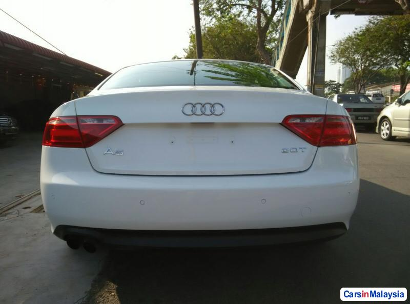 Picture of Audi A5 Automatic 2009 in Penang