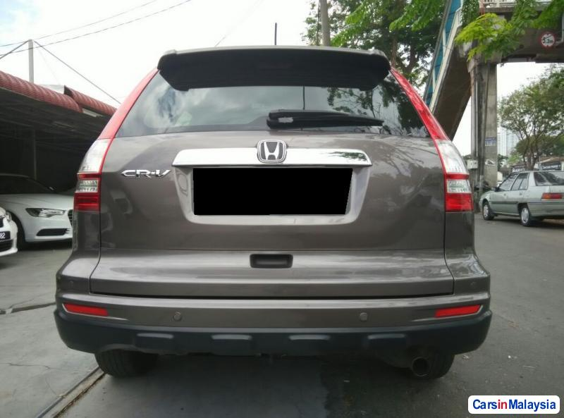 Picture of Honda CR-V Automatic 2010 in Penang