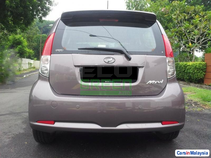 Picture of Perodua Myvi Automatic 2007 in Penang