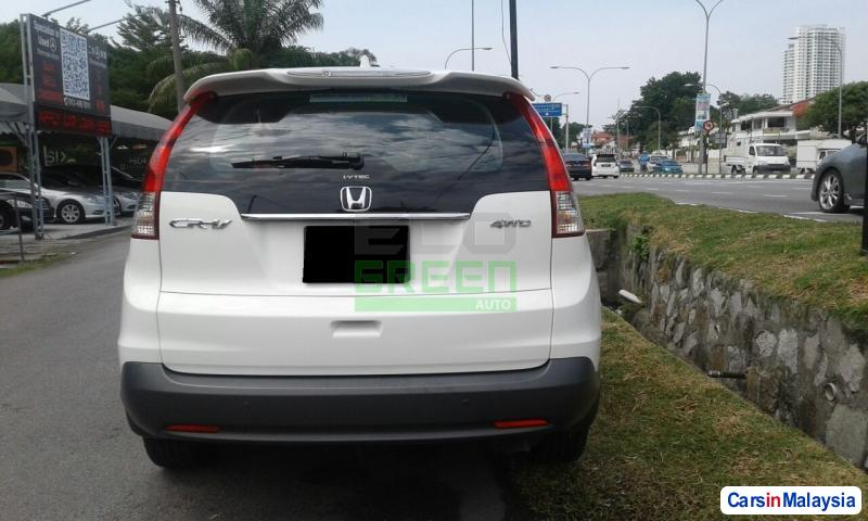 Picture of Honda CR-V Automatic 2013 in Penang