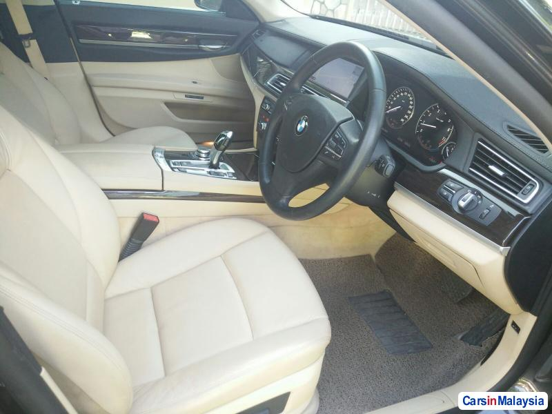 Picture of BMW 7 Series Automatic 2008 in Malaysia