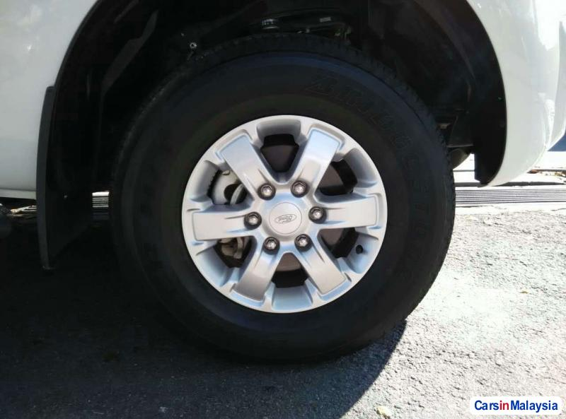 Picture of Ford Ranger Automatic 2013 in Malaysia