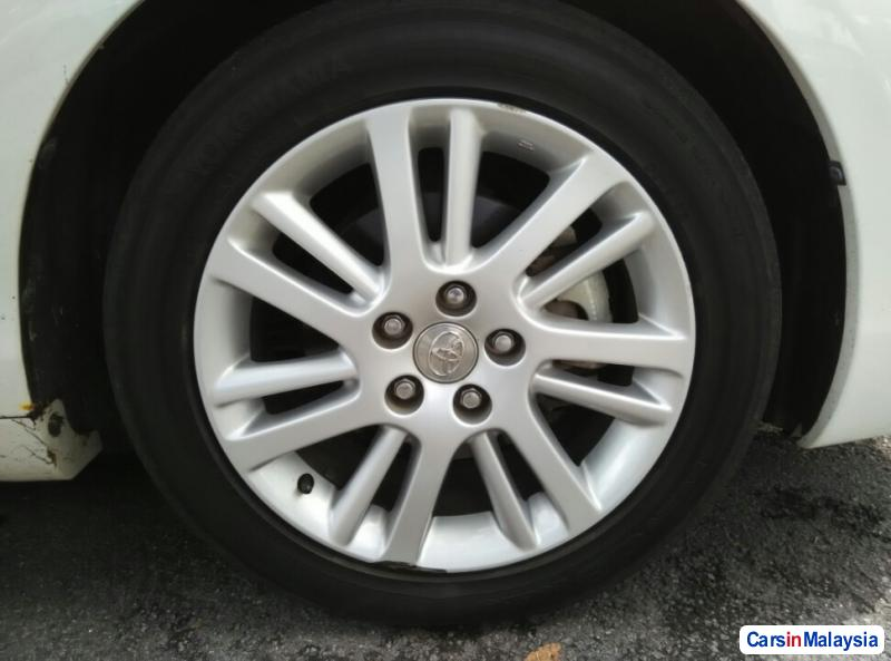 Picture of Toyota Camry Automatic 2011 in Malaysia