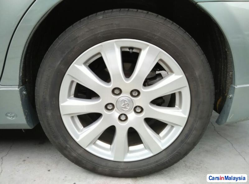 Picture of Toyota Camry Automatic 2009 in Malaysia