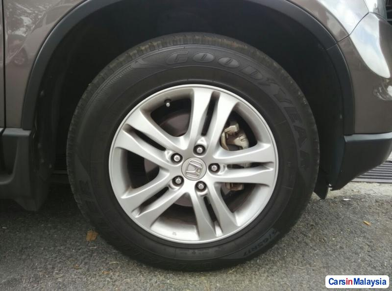 Picture of Honda CR-V Automatic 2010 in Malaysia