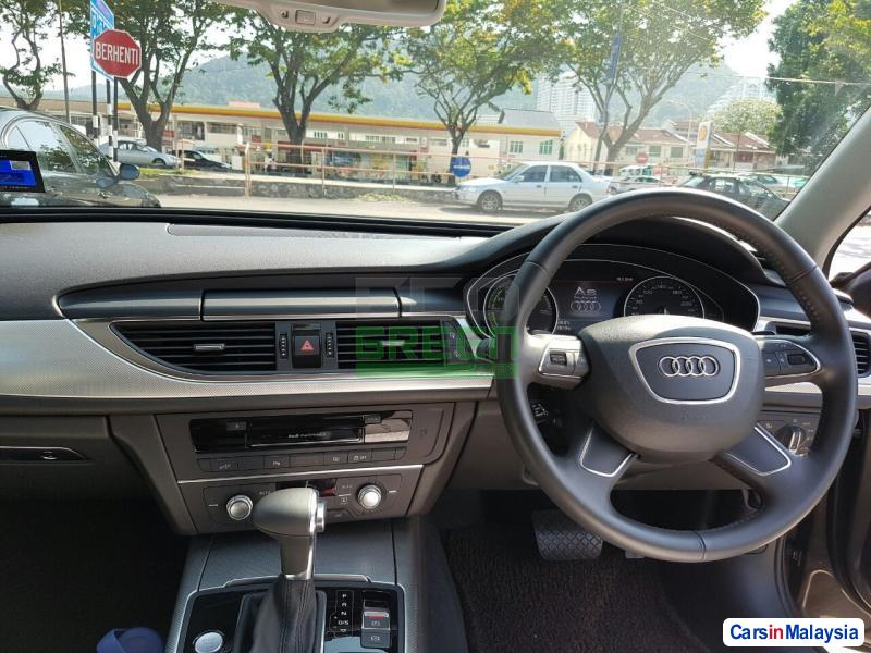 Picture of Audi A6 Automatic 2013 in Malaysia