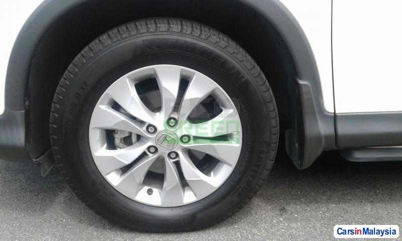 Picture of Honda CR-V Automatic 2013 in Malaysia