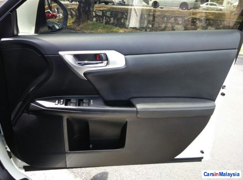 Lexus CT Automatic 2013 in Penang - image