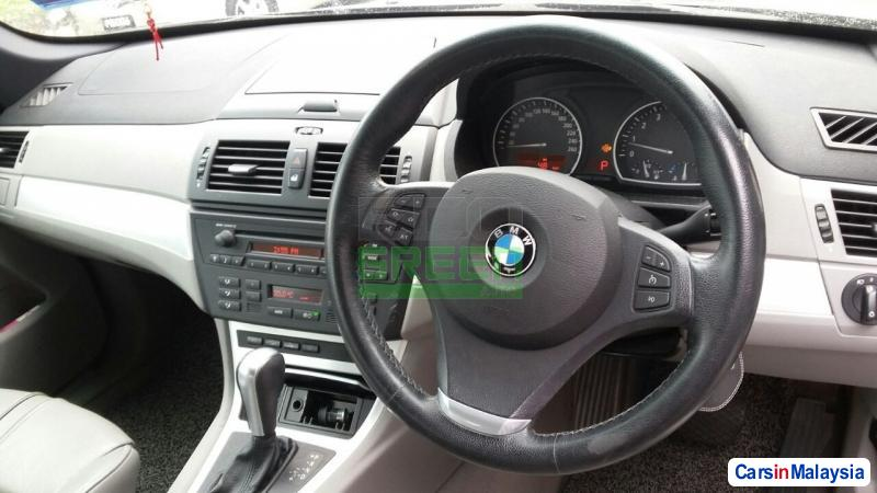 BMW X Automatic 2008 in Malaysia - image