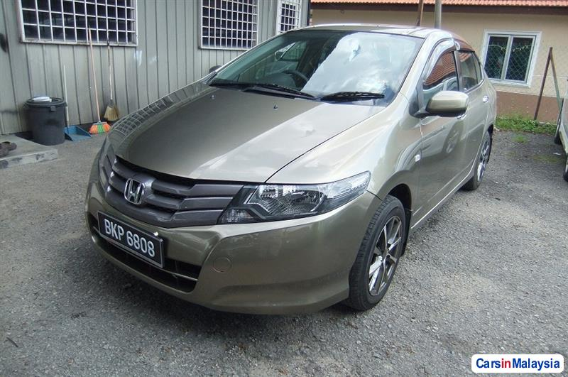 Pictures of Honda City 2009