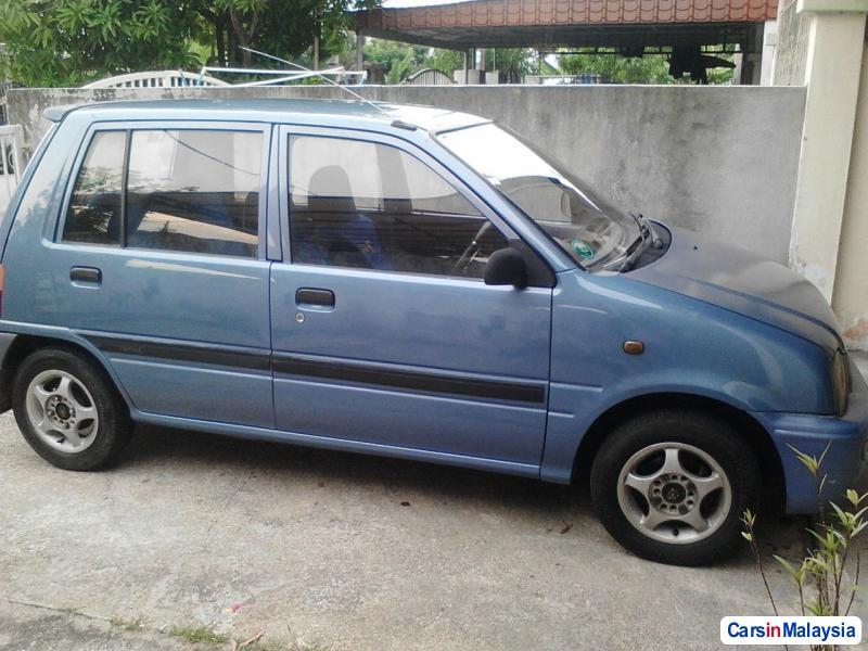 Picture of Perodua Kancil Manual 1997