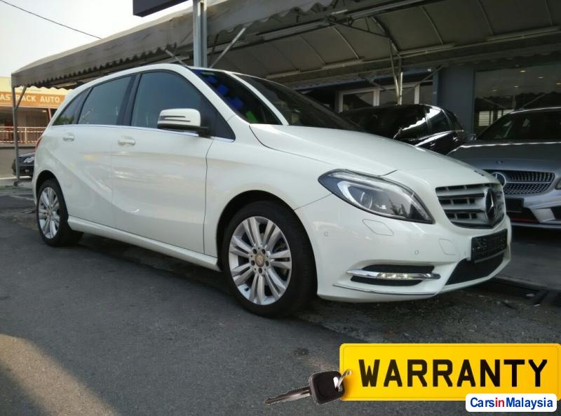 Picture of Mercedes Benz B200 Automatic 2014