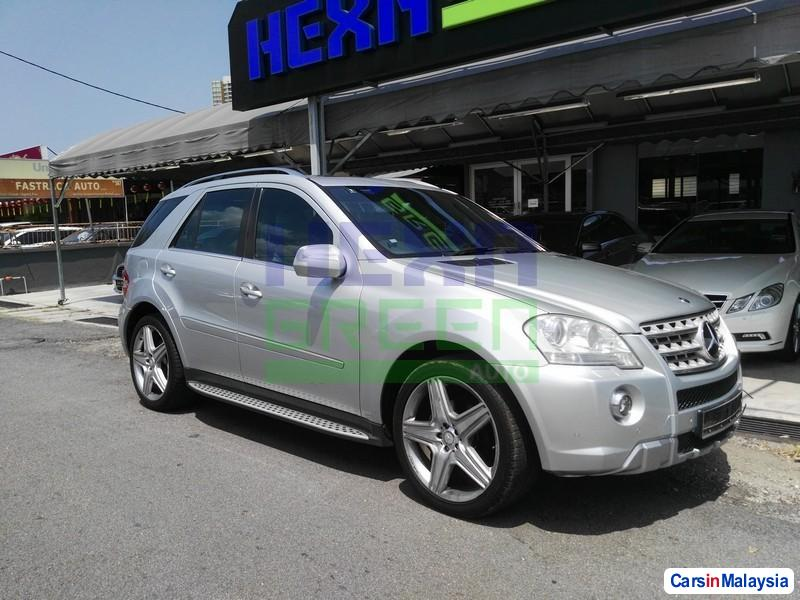 Picture of Mercedes Benz ML350 Automatic 2009