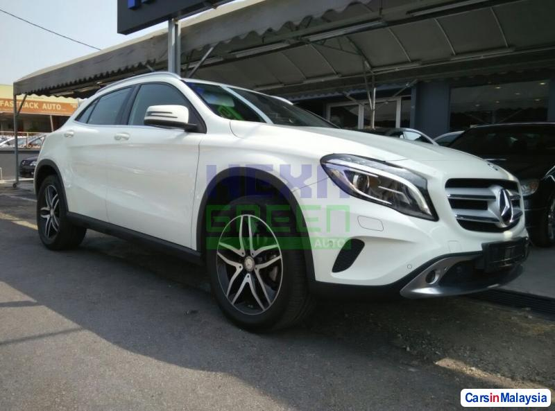 Picture of Mercedes Benz GLA200 Automatic 2015