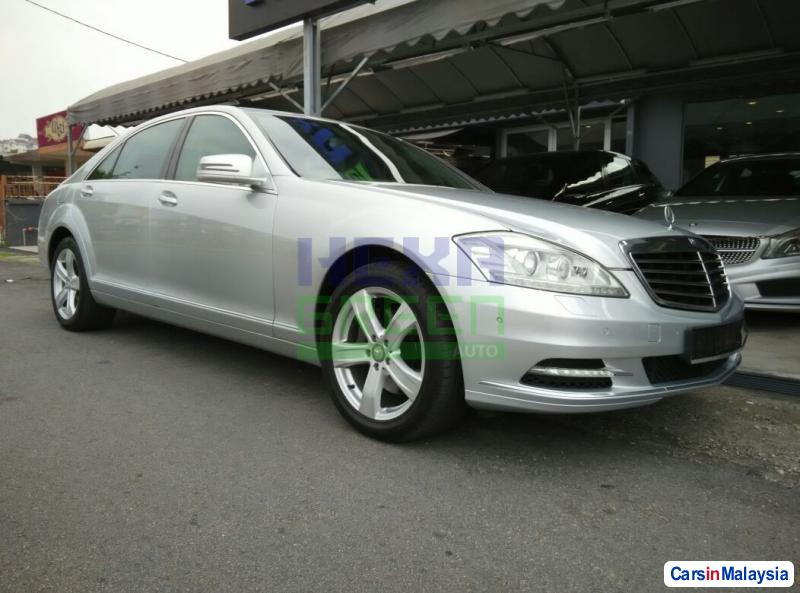 Picture of Mercedes Benz S300L Automatic 2011