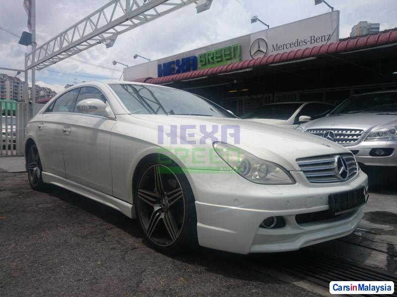 Picture of Mercedes Benz CLS350 Automatic 2006