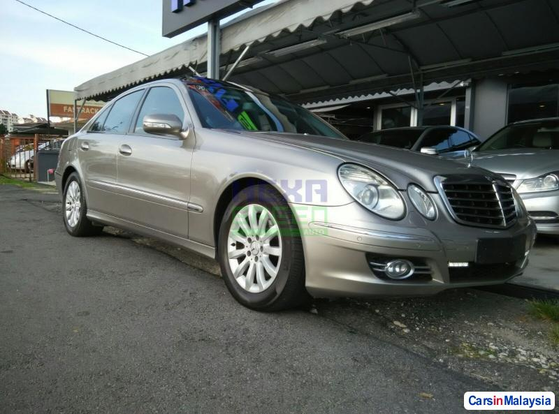 Pictures of Mercedes Benz E280 Automatic 2007