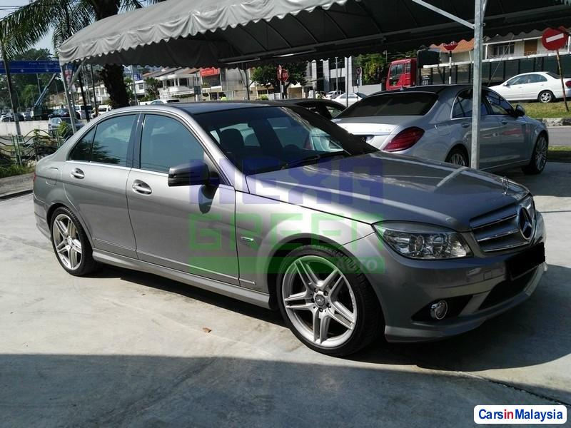 Picture of Mercedes Benz C-Class Automatic 2009