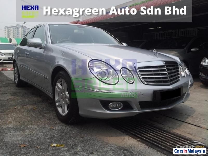 Picture of Mercedes Benz E200K Automatic 2007