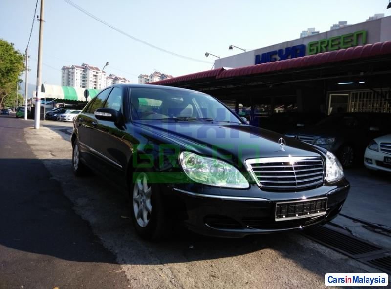 Pictures of Mercedes Benz S280 Automatic 2005