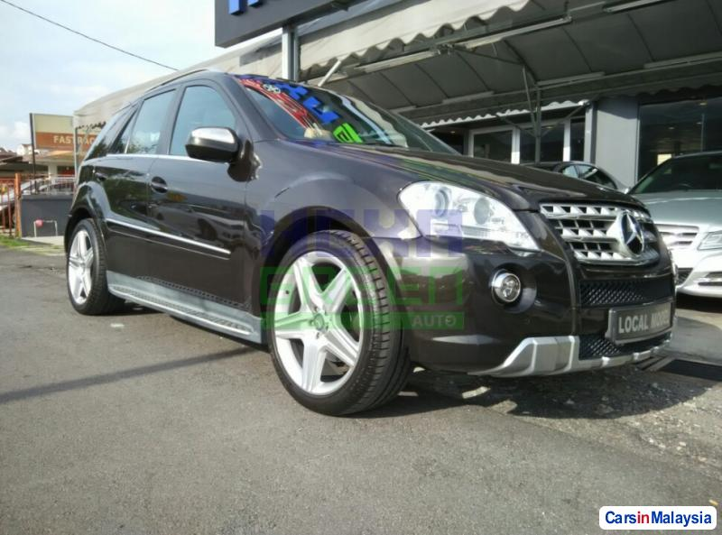 Picture of Mercedes Benz ML350 Automatic 2010